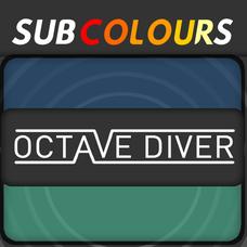 SubColours Octave Diver Effect