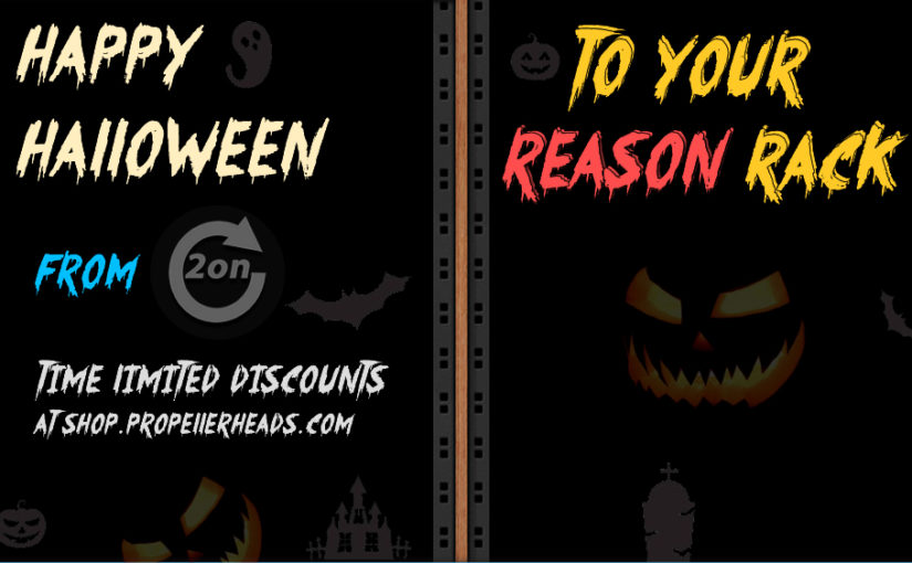 HAPPY HALLOWEEN DISCOUNTS